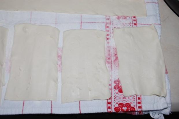 Pikante Taschen - Rezept - Bild Nr. 3
