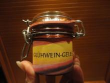 Glühwein Gelee - Rezept