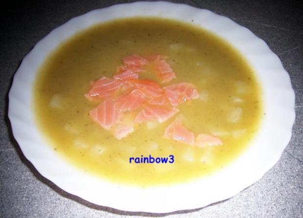 Kochen: Porree-Kohlrabi-Suppe - Rezept