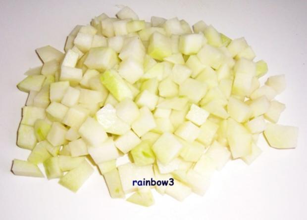 Kochen: Porree-Kohlrabi-Suppe - Rezept - Bild Nr. 5