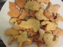 Kekse für Babies oder Diabetiker - Rezept