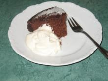Kuchen - Schneller Schokokuchen - ruckzuck gemacht - Rezept