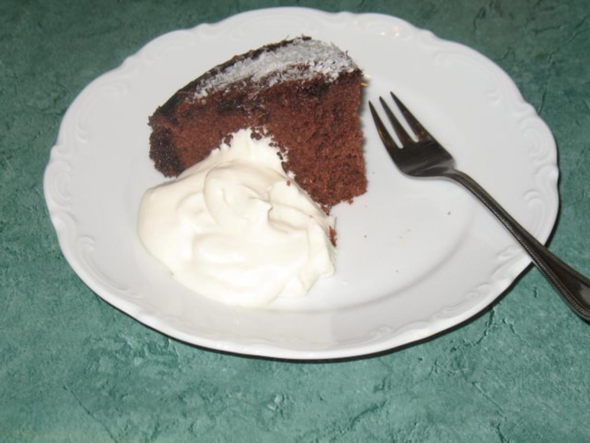 Kuchen - Schneller Schokokuchen - ruckzuck gemacht - Rezept Gesendet von chrissi720