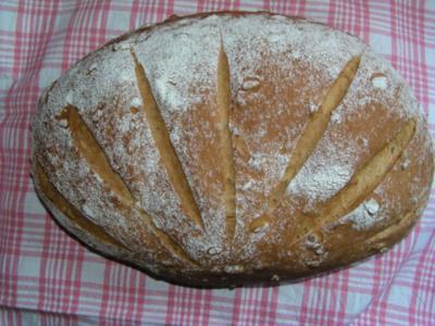 Malzbier-Brot - Rezept