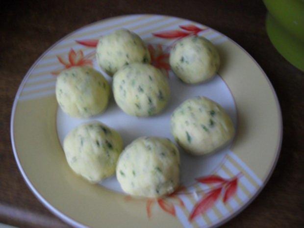 Kartoffelklöße halb und halb mit Petersilie - Rezept - Bild Nr. 5