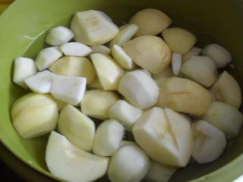 Zimt-Apfelkuchen - Rezept