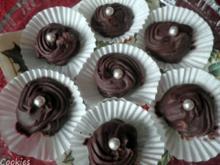 Pralinen : Dunkle Schokolade für Herren - Rezept