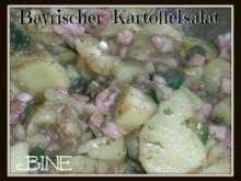 BiNe` S BAYRISCHER KARTOFFELSALAT - Rezept