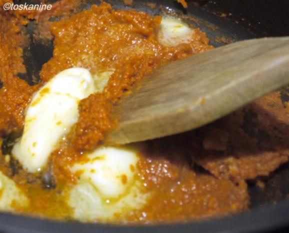 Hühnchen-Tomaten-Curry - Rezept - Bild Nr. 6
