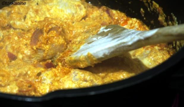 Hühnchen-Tomaten-Curry - Rezept - Bild Nr. 8