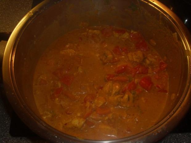 Hühnchen scharf mit Thai Tom Yum - Rezept - Bild Nr. 4