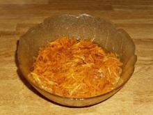 würziger Kürbissalat - Rezept