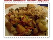 Vegetarisch: Herbstliches Tandoori-Ofengemüse - Rezept