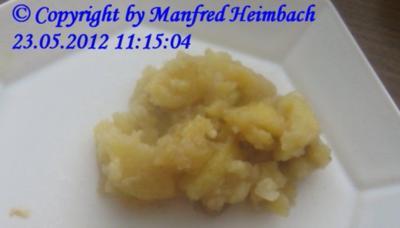 Salat – Manfred's warmer Bayrischer Kartoffelsalat - Rezept