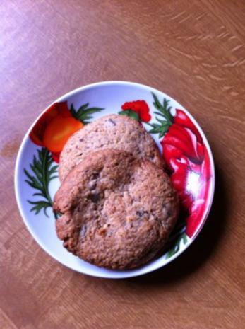 m rbe lebkuchen cookies rezept mit bild. Black Bedroom Furniture Sets. Home Design Ideas