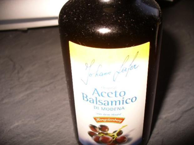 Johannisbeer-Balsamico-Gelee - Rezept - Bild Nr. 2
