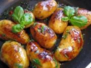 Balsamico - Kartöffelchen - Rezept