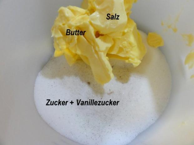 Kekse:   KNUSPER - MANDEL - GEBÄCK - Rezept - Bild Nr. 4