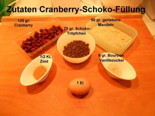 Cranberry-Schoko-Taler - Rezept - Bild Nr. 13