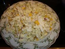Chinakohl-Mais-Salat - Rezept