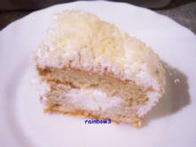 Backen: Engels-Torte - Rezept