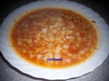 Kochen: Kohlrabi-Nudel-Suppe - Rezept