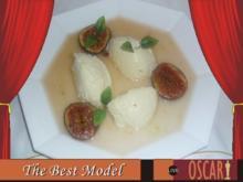 Quarkmousse mit Feigen - Rezept