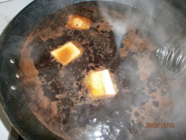 Roastbeef mit Zwiebeln und Chicorèe-Salat - Rezept - Bild Nr. 3