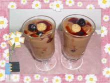 Schokoladencreme mit Marsala - Rezept