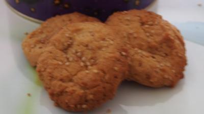 Rezept: Erdnussbutter-Plätzchen
