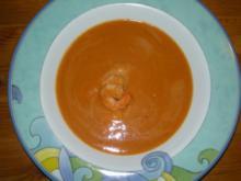 Husumer Krabbensüppchen alla Stella - Rezept