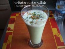 Abnehmen - na und ! Kräuter-Buttermilch - Drink - Rezept