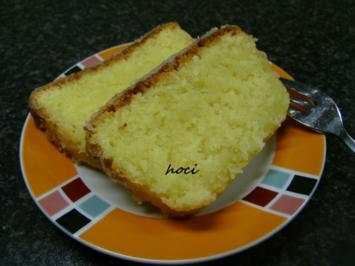 Koko's - Limonen - Kuchen - Rezept