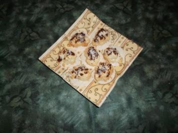 Zarte Kokos-Küsschen - Rezept