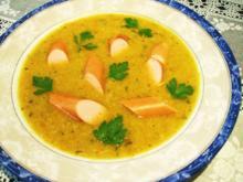 Cremesuppe aus verschiedenen Gemüsen... - Rezept