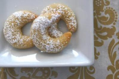 Vegane Vanillekipferl - Rezept