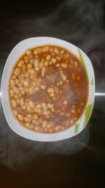 Türkische Bohnensuppe - Rezept