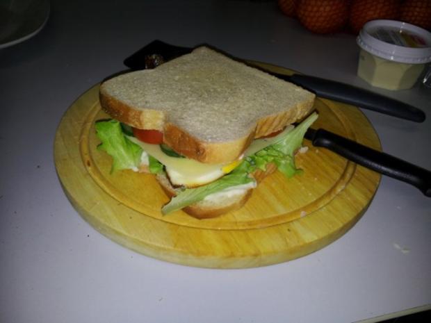 Clubsandwich Variation - Rezept - Bild Nr. 5