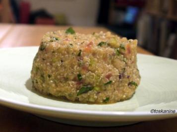 Quinoa-Salat - Rezept