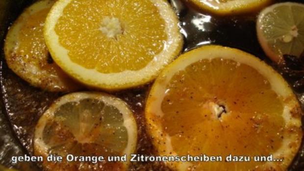 Glühweinsirup - Rezept - Bild Nr. 6