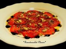 Tomatensalat Classic - Rezept