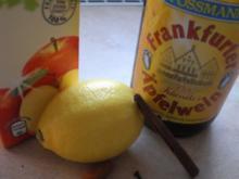 Peter's Heisser Apfelwein - Rezept