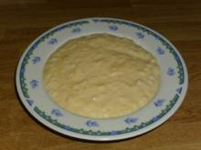 Honig Milchreis - Rezept