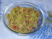 Avocado-Tomaten-Dip nach Anitas Art - Rezept