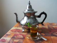 Attäi bel Nanaa - Tee mit frischer Minze - Rezept