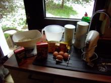 Russischer Apfelkuchen - Rezept