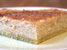 Ricotta-Apfel-Tarte - Rezept