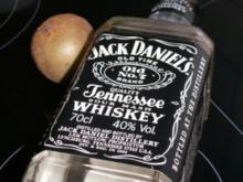 Jack Daniels Sorbet - Rezept