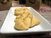 Vanille-Zöpfchen mit Cointreau - Rezept