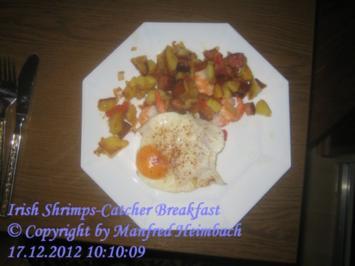 Shrimps – Irish Shrimps-Catcher Breakfast - Rezept